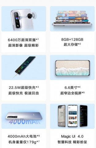Honor Play5T Pro